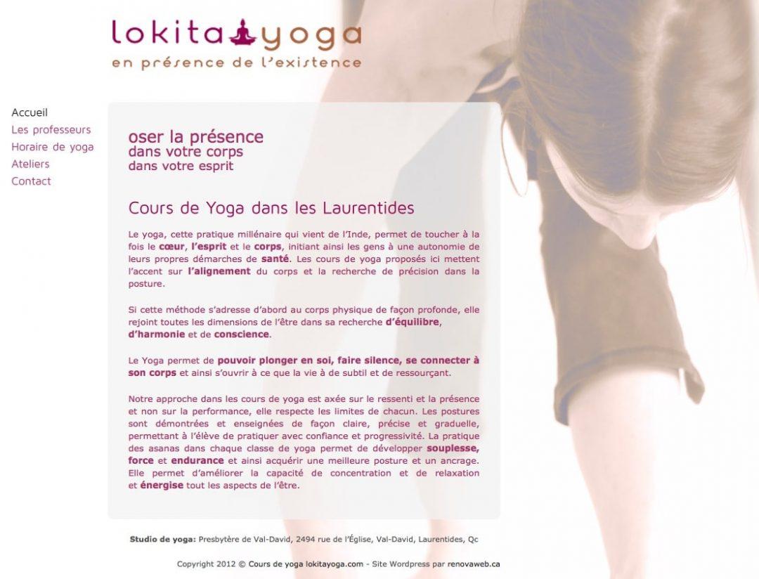 Lokita Yoga