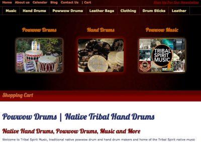 Tribal Spirit Music