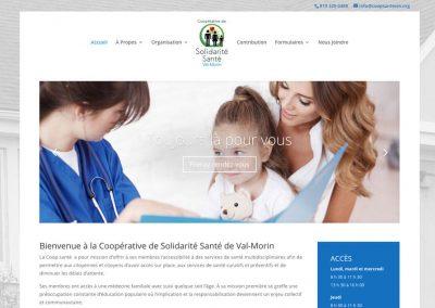 Coop Santé Val-Morin