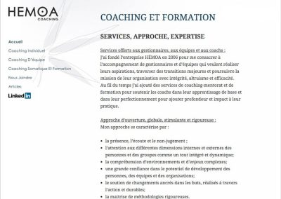 Hemoa Coaching