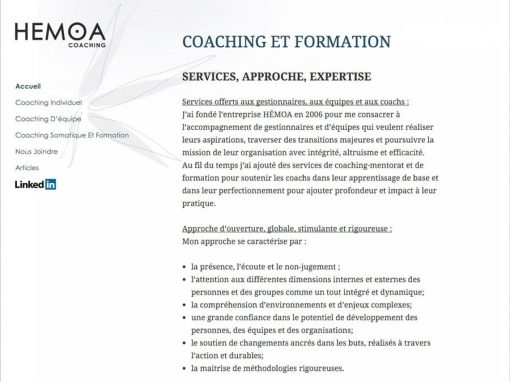 Hemoa Coaching