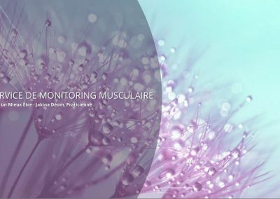 Monitoring Musculaire
