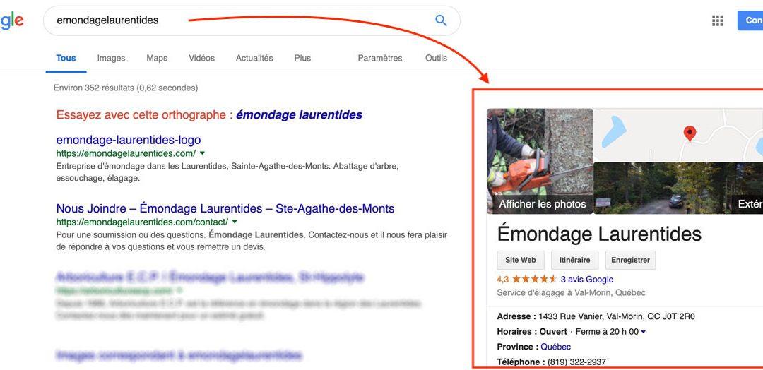 Google Mon Entreprise Augmentez rapidement votre visibilité